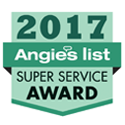 angies list super service award PAssaic County NJ