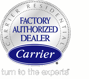 Carrier Factory Authorized Dealer | Monroe County PA